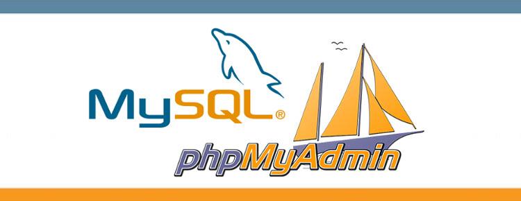 mysql 5.7 phpmyadmin