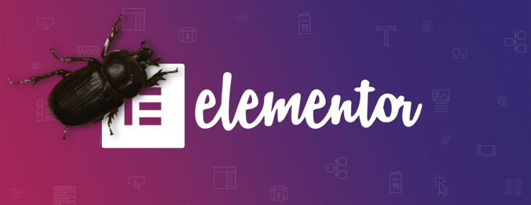 wordpress elementor errore